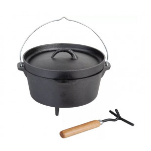 Marmite Esschert 24 cm fonte