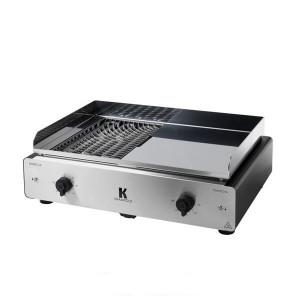 PACK PROMO Plancha électrique Krampouz Duo Grill