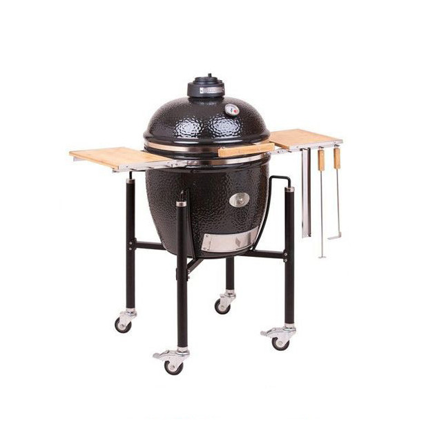 PACK PROMO N°83 : Barbecue Kamado Monolith Classic sur chariot