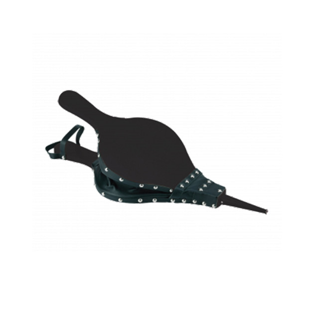 Soufflet cheminée DixNeuf Cardinal noir 46 cm