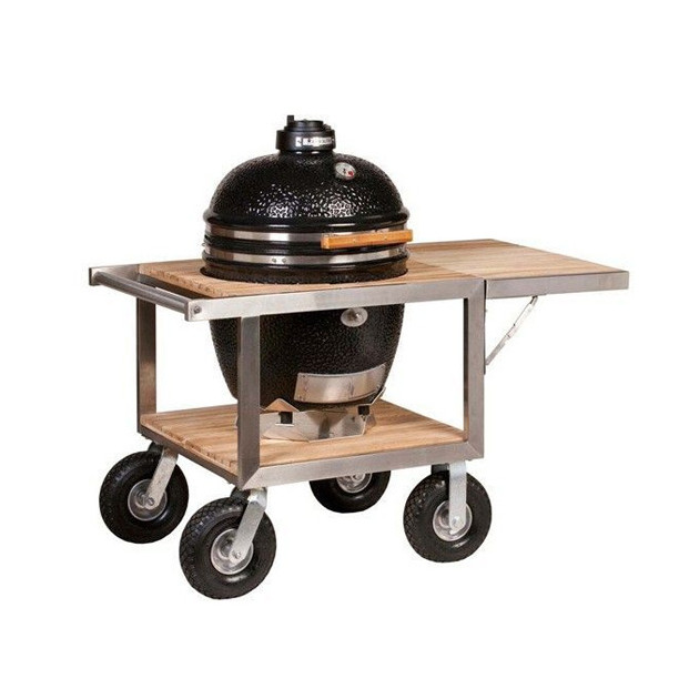 PACK PROMO N°84 : Barbecue Kamado Monolith Classic sur buggy