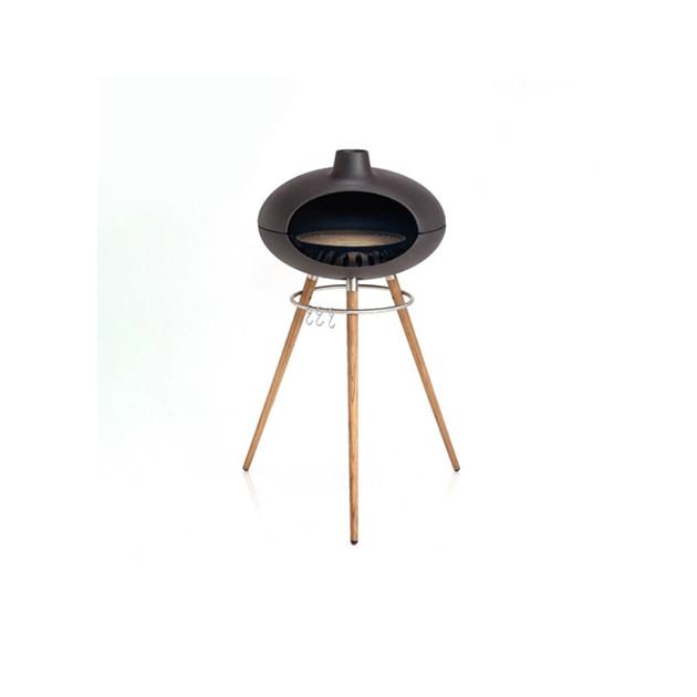 Barbecue charbon Morso Grill Forno
