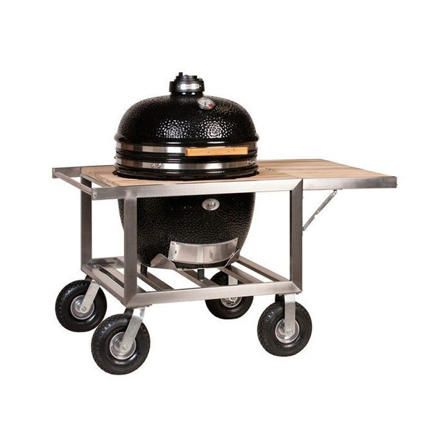 PACK PROMO N°85 : Barbecue Kamado Monolith Le Chef sur buggy