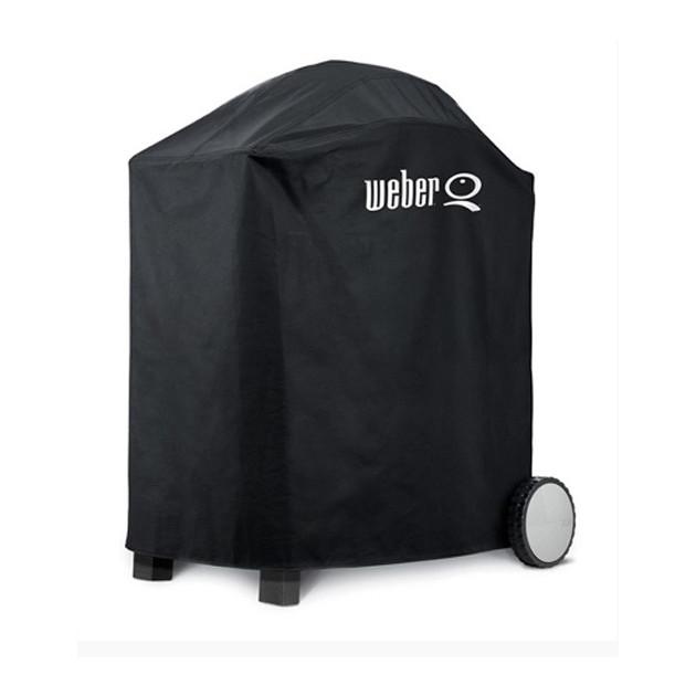 Housse Barbecue électrique Weber pour Q 3000 série sur chariot