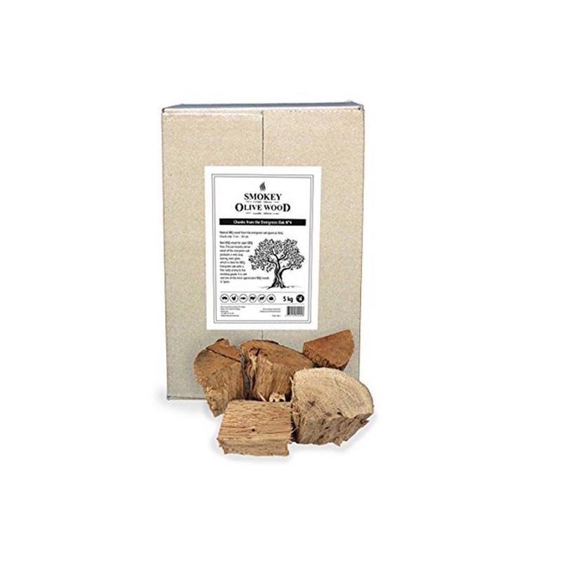 Bois de chêne découpe morceaux 5kg
