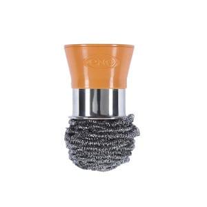 Support boule nettoyage inox plancha ENO