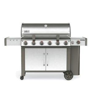 Barbecue gaz Weber Genesis 2 LX S-640 GBS Inox