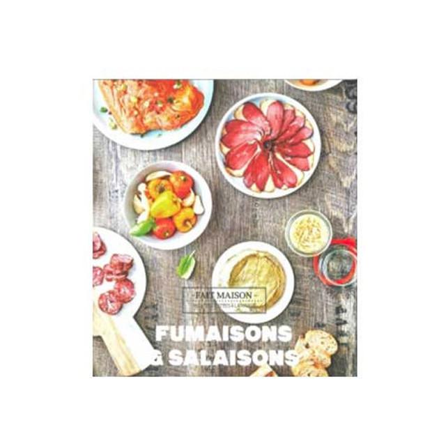 Livre de recettes Hachette Fumaisons et salaisons