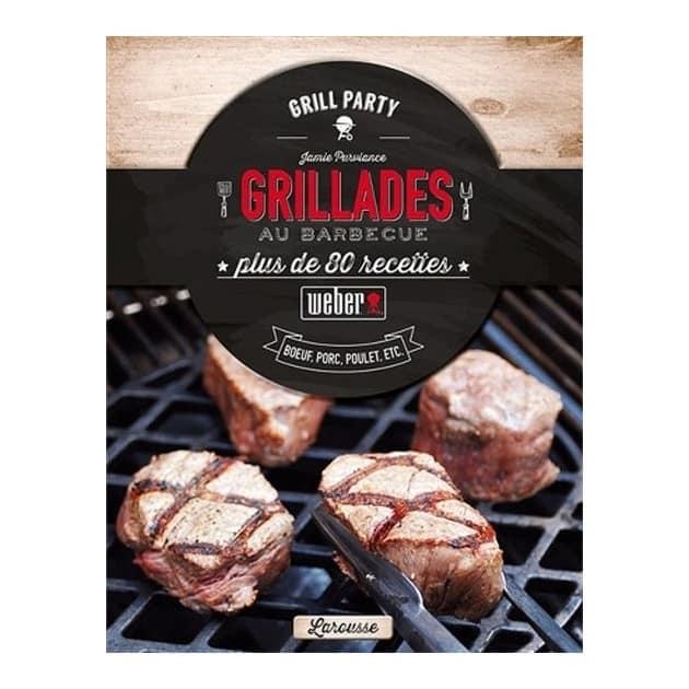 Grillades au Barbecue Weber