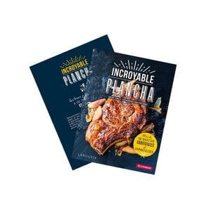 Livre de recettes Le Marquier Incroyable plancha