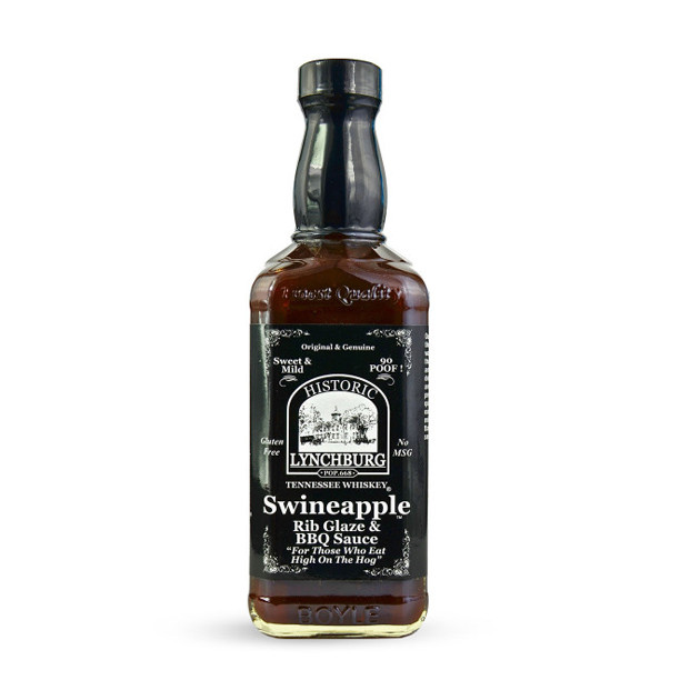 Sauce barbecue Lynchburg swineapple au Whiskey Jack Daniel's