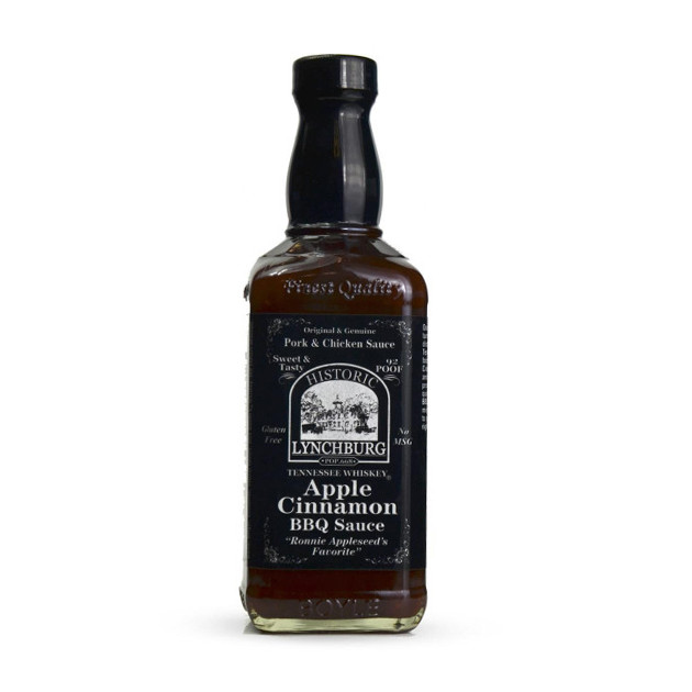 Sauce barbecue Lynchburg pomme cannelle au Whiskey Jack Daniel's