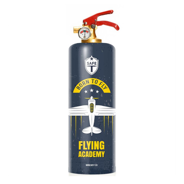 Extincteur Flying Academy Safe-T