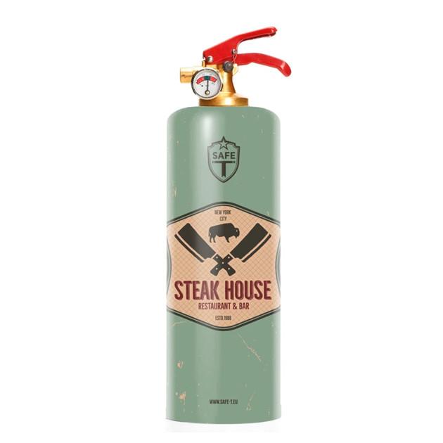 Extincteur Steak House Safe-T