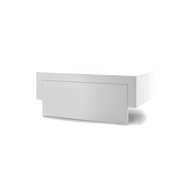 Capot Plancha acier blanc Forge Adour pour chariot premium 45