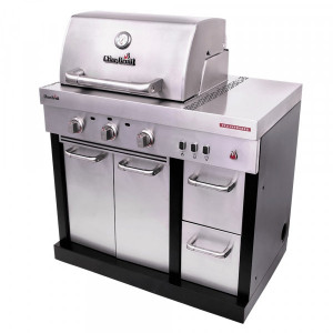 Barbecue gaz sur chariot Char-Broil Ultimate Medallion 3200