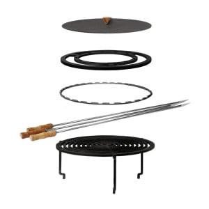Set grille et accessoires Ofyr XL PRO
