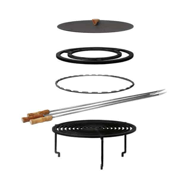 Set Grille Accessoires Ofyr XL PRO