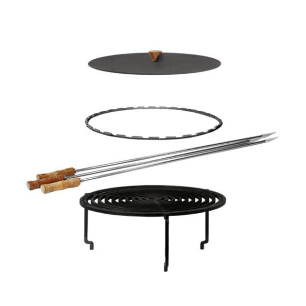 Set Grille Accessoires Ofyr 100 Premium