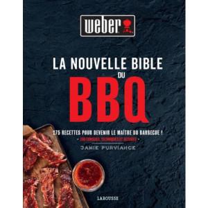 Livre de recettes Weber La nouvelle Bible du BBQ