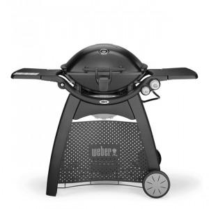 Barbecue gaz sur chariot Weber Q-3200 noir