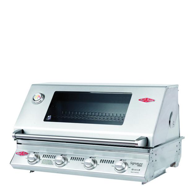 Barbecue encastrable gaz Beefeater Signature 3000S 4 brûleurs et grille fonte