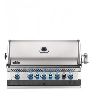 Barbecue encastrable gaz Napoleon BIPRO 665RB inox