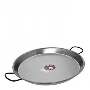 Poêle à paella acier Ø 50 cm