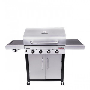 Pack Promo Barbecue gaz sur chariot Char-Broil Performance 440S