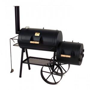 Barbecue fumoir charbon Joe's Barbecue Tradition 16