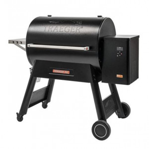 Barbecue fumoir à pellets Traeger Ironwood 885 noir