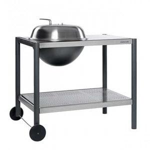 Barbecue charbon sur chariot Dancook 1500