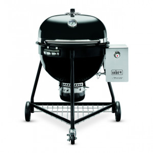 Barbecue fumoir charbon Weber Summit