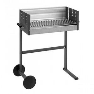 Barbecue charbon sur chariot Dancook 7400