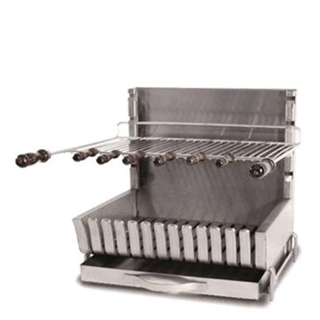 Barbecue grilloir à poser charbon Forge Adour 907.66