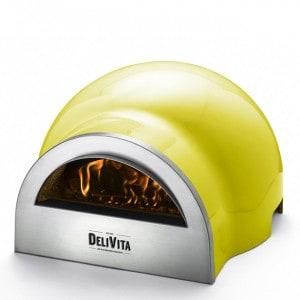 Four à pizza bois à poser Delivita couleur personnalisée