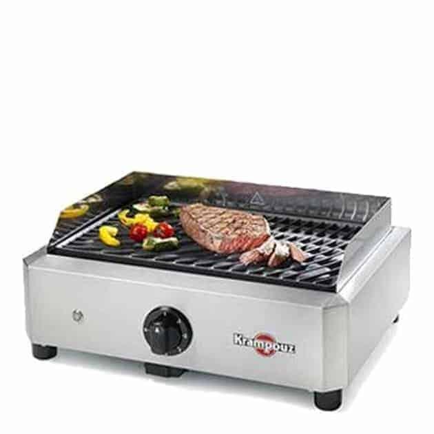 Barbecue grill électrique Krampouz Mythic Simple