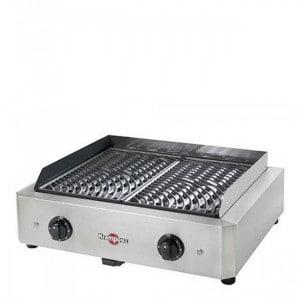 Barbecue électrique Krampouz Mythic Double
