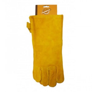 Gants de protection Barbecue Republic cuir