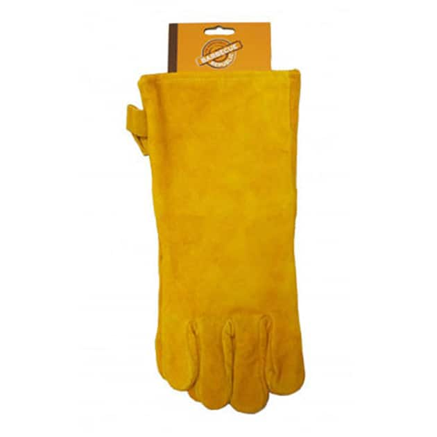 Gants de protection en cuir Barbecue Republic