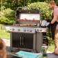 Barbecue gaz Weber Genesis II EP-435 GBS noir