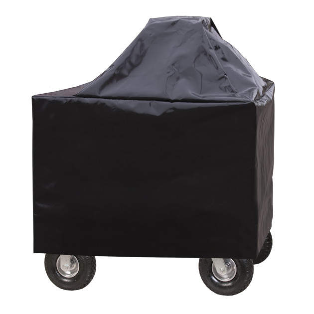 Housse barbecue fumoir charbon sur buggy Monolith Classic