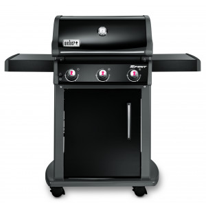 Barbecue gaz Weber Spirit Original E-310 noir