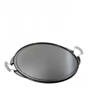 Plancha barbecue 25 cm fonte émaillé