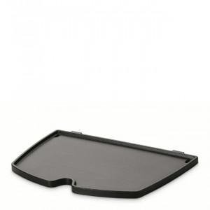 Plancha barbecue gaz Weber Q1000 21.5 x 32 cm fonte