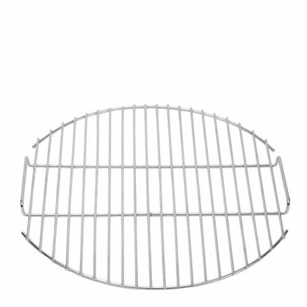 Grille ronde inox pour Weber 57 cm