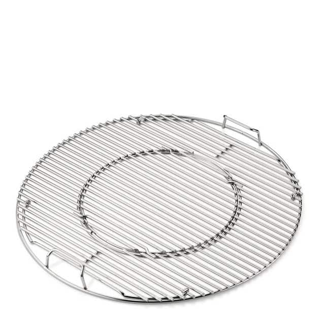 Grille de cuisson inox Weber Gourmet System  57 cm