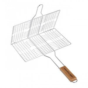 Grille de cuisson barbecue Cook'in Garden 35 x 21 cm