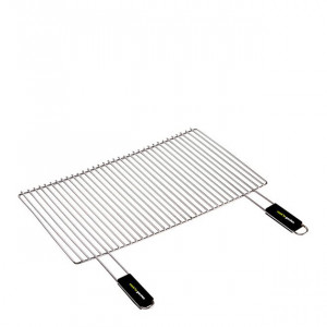 Grille de cuisson barbecue Cook'in Garden 57 x 30 cm chrome