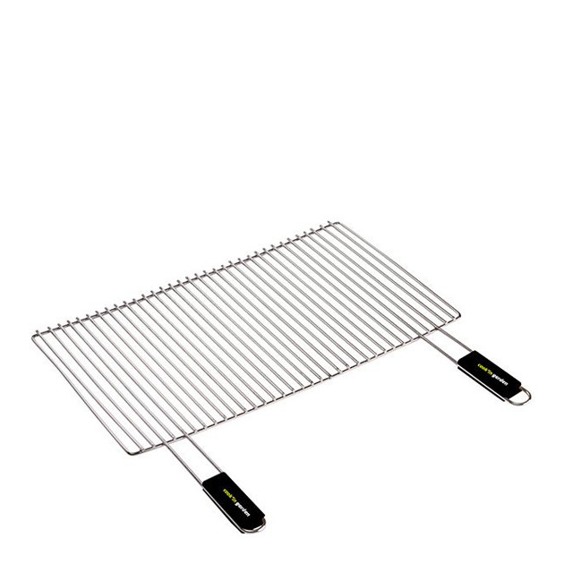 Grille chrome simple Cook in Garden 57X30 cm